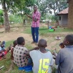 The Water Project: Mukoko Community, Mukoko Spring -  Training
