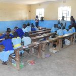 The Water Project: Mabanga Primary School -  Group Discussions