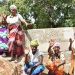 Munyuni Community Sand Dam Complete