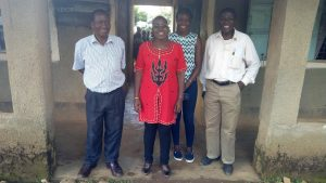 The Water Project:  School Administration