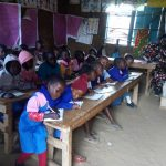 The Water Project: Banja Primary School -  Students In Class