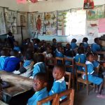 The Water Project: St. Joseph's Lusumu Primary School -  Students In Class