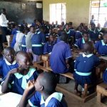 The Water Project: Mukama Primary School -  Students In Class