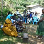 The Water Project: Bukhakunga Community, Khayati Spring -  Training