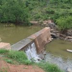 The Water Project: Kyetonye Community -  Finished Sand Dam