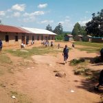 The Water Project: Enyapora Primary School -  School Grounds