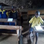The Water Project: Kosiage Primary School -  Classroom