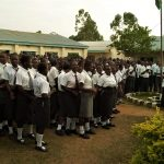 The Water Project: Ebulonga Mixed Secondary School -  Students