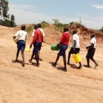 The Water Project: Goibei Primary School -  Going To Get Water