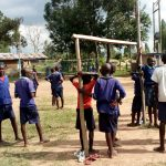 The Water Project: Mukama Primary School -  School Playing Grounds