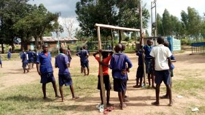 The Water Project:  School Playing Grounds