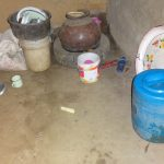 The Water Project: Eshikhugula Community, Shaban Opuka Spring -  Water Storage Containers
