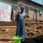 The Water Project: Lutonyi Community, Lutomia Spring -  Latifa Lubumbashi