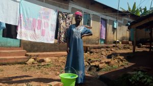 The Water Project:  Latifa Lubumbashi