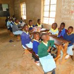 The Water Project: Hobunaka Primary School -  Students In Class