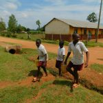 The Water Project: Mulwanda Mixed Primary School -  Carrying Water