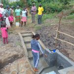 The Water Project: Mukoko Community, Mukoko Spring -  Spring Care Training