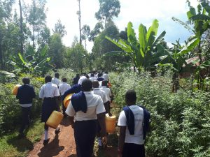 The Water Project:  The Path To The Spring
