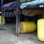 The Water Project: Banja Secondary School -  Water Containers In Dorm