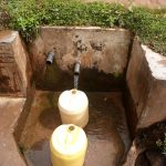 The Water Project: Banja Primary School -  Current Water Source