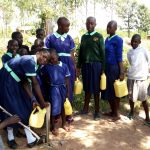 The Water Project: Mukama Primary School -  The Unreliable Tap