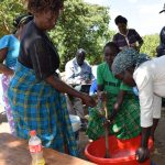 The Water Project: Munyuni Community -  Soap Training