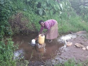 The Water Project:  Dorcas Ayuma