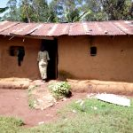 The Water Project: Mushina Community, Shikuku Spring -  Standing At Home