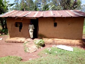 The Water Project:  Standing At Home