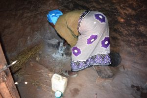 The Water Project:  Cook Stove