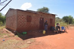 The Water Project:  Family At Home