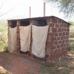 The Water Project: Mukuku Community -  Latrine