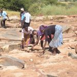 The Water Project: Mukuku Community -  Preparing For Sand Dam