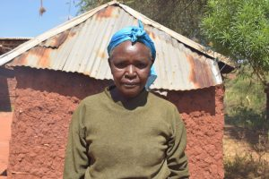 The Water Project:  Ruth Kiluva