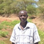 The Water Project: Kaukuswi Community -  Benjamin Musau
