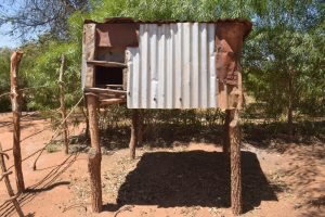 The Water Project:  Chicken Coop