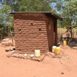The Water Project: Kaukuswi Community -  Kitchen