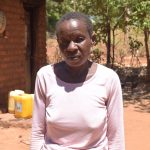 The Water Project: Kaukuswi Community -  Mary Mueni