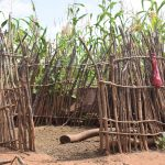 The Water Project: Kangalu Community -  Cattle Pen