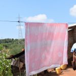 The Water Project: Kangalu Community -  Clothesline