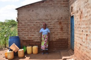 The Water Project:  Jesicah Mutuu
