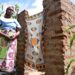The Water Project: Kangalu Community -  Latrine