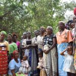 The Water Project: Kangalu Community -  Self Help Group