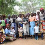 The Water Project: Kangalu Community -  Self Help Group Members