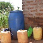 The Water Project: Kangalu Community -  Water Storage Containers