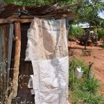 The Water Project: Maluvyu Community G -  Latrines