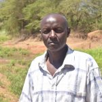 The Water Project: Kaukuswi Community A -  Benjamin Musau
