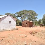 The Water Project: Kaukuswi Community A -  Compound