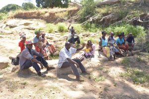 The Water Project:  Meeting Of Self Help Group Members