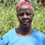 The Water Project: Kangalu Community A -  Grace Nzioki Mutui